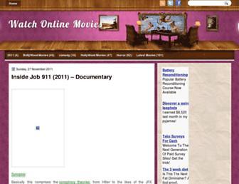 watchonlinemovies4321.blogspot.com screenshot