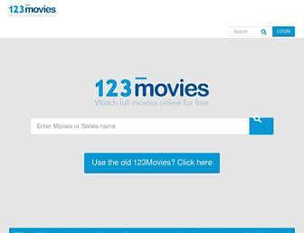 old123movies.com screenshot