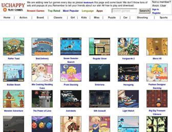 uchappy.com screenshot