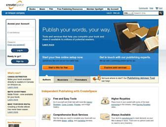 forums.createspace.com screenshot