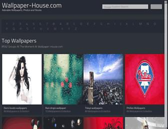 wallpaper-house.com screenshot
