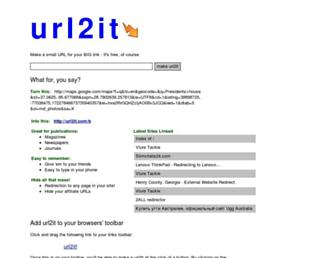 Thumbshot of Url2it.com