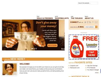 Thumbshot of Pocketyourdollars.com