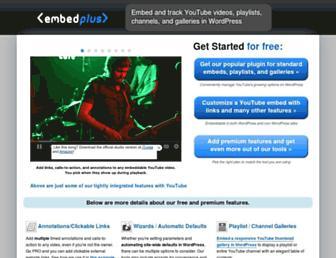 Thumbshot of Embedplus.com