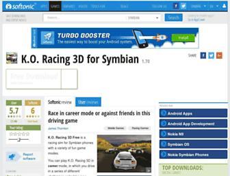 ko-racing-3d-free.en.softonic.com screenshot