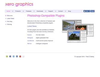 Thumbshot of Xero-graphics.co.uk