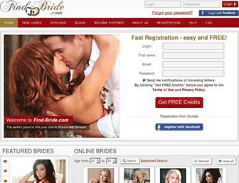 Thumbshot of Find-bride.com