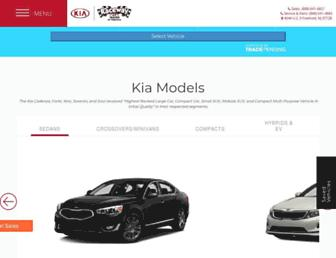 racewaykia.com screenshot