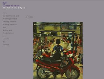 artconspiracy.net screenshot
