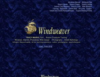 windweaver.com screenshot