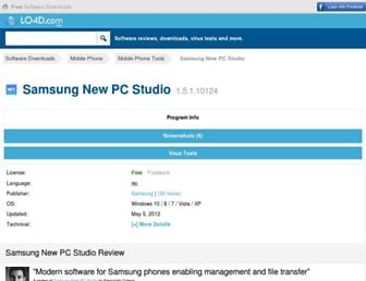 samsung-mobile-tools.en.lo4d.com screenshot