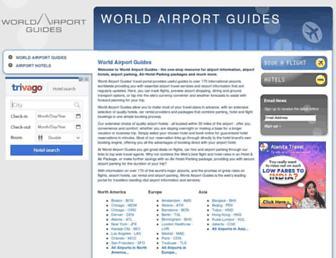Thumbshot of Worldairportguides.com