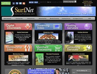Thumbshot of Surfnetcorp.com