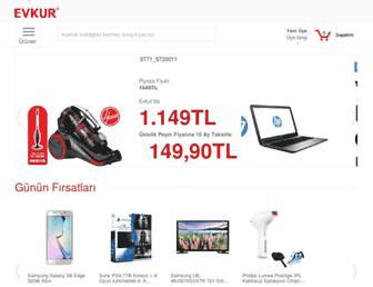 Thumbshot of Evkur.com.tr