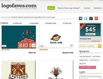 Thumbshot of Logofaves.com