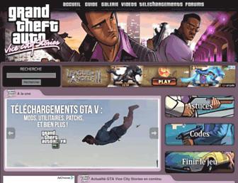 gtavicecitystories-fr.net screenshot