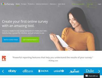sogosurvey.com screenshot
