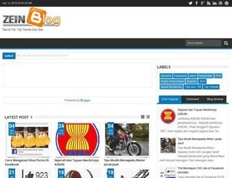 lutfyzein.blogspot.com screenshot
