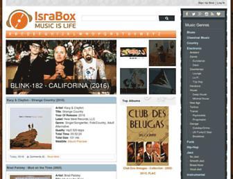 Thumbshot of Israbox.com