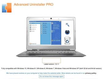 advanceduninstaller.com screenshot