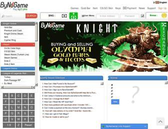 bynogame.com screenshot