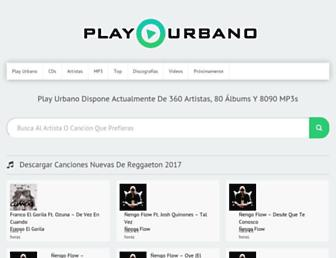 playurbano.com screenshot