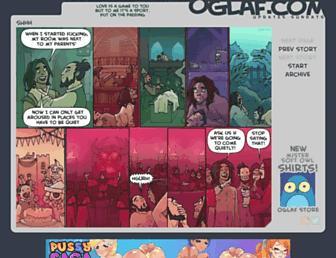 Thumbshot of Oglaf.com