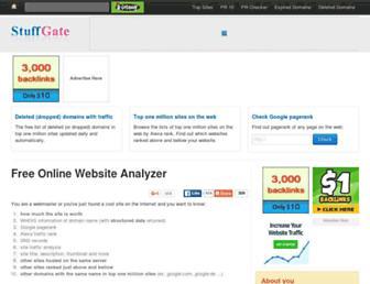 stuffgate.com screenshot