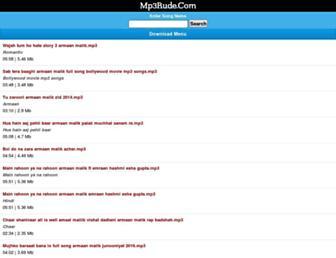 song.mp3rude.com screenshot