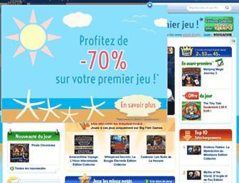 Thumbshot of Bigfishgames.fr