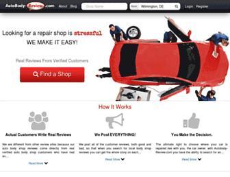 autobody-review.com screenshot