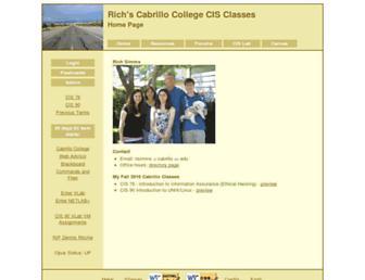 simms-teach.com screenshot