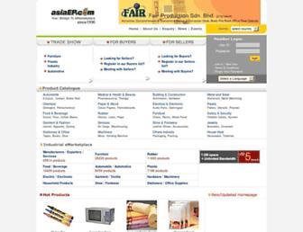 asiaep.com screenshot