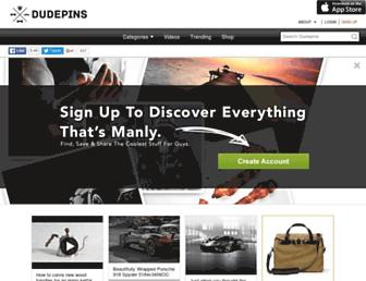 Thumbshot of Dudepins.com