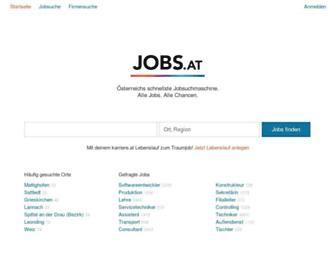 jobs.at screenshot