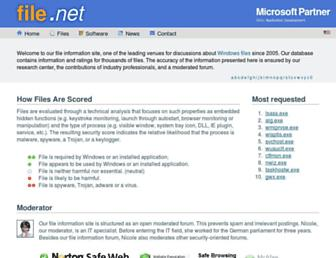 file.net screenshot