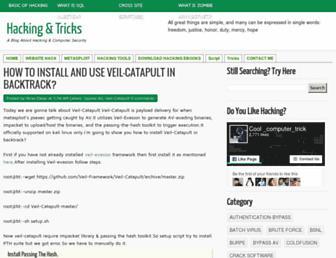 tipstrickshack.blogspot.com screenshot