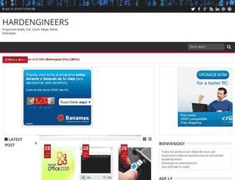 hardengineers.blogspot.com screenshot