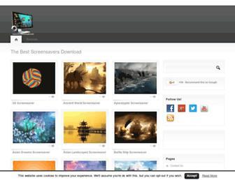 screensavergift.com screenshot