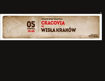 Fullscreen thumbnail of cracovia.pl