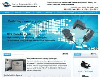 Thumbshot of Kreco.com.cn
