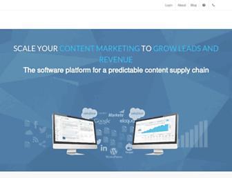 curata.com screenshot