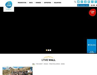 Thumbshot of Ultratrailmb.com