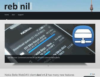 rebnil.com screenshot