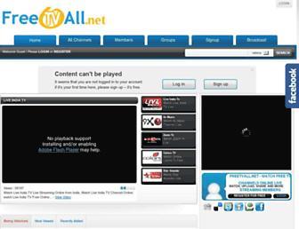 Thumbshot of Freetvall.net