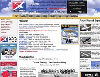 bydanjohnson.com screenshot