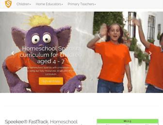 Thumbshot of Speekee.co.uk