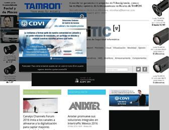 Thumbshot of Securitic.com.mx