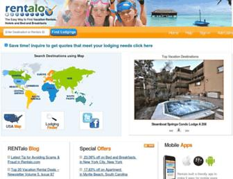Thumbshot of Rentalo.com