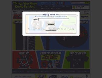Thumbshot of Thingsyouneverknew.com